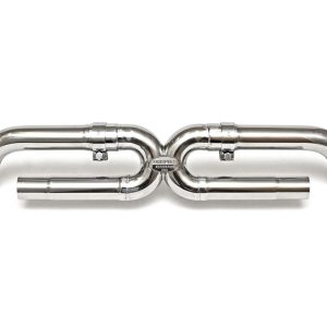 Porsche 996 Carrera Cat Bypass X-Pipe (1999-2004)
