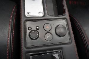 Ferrari F430 Center Console Buttons