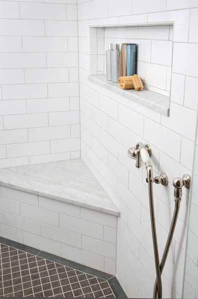 shower bench ideas and benefits for a