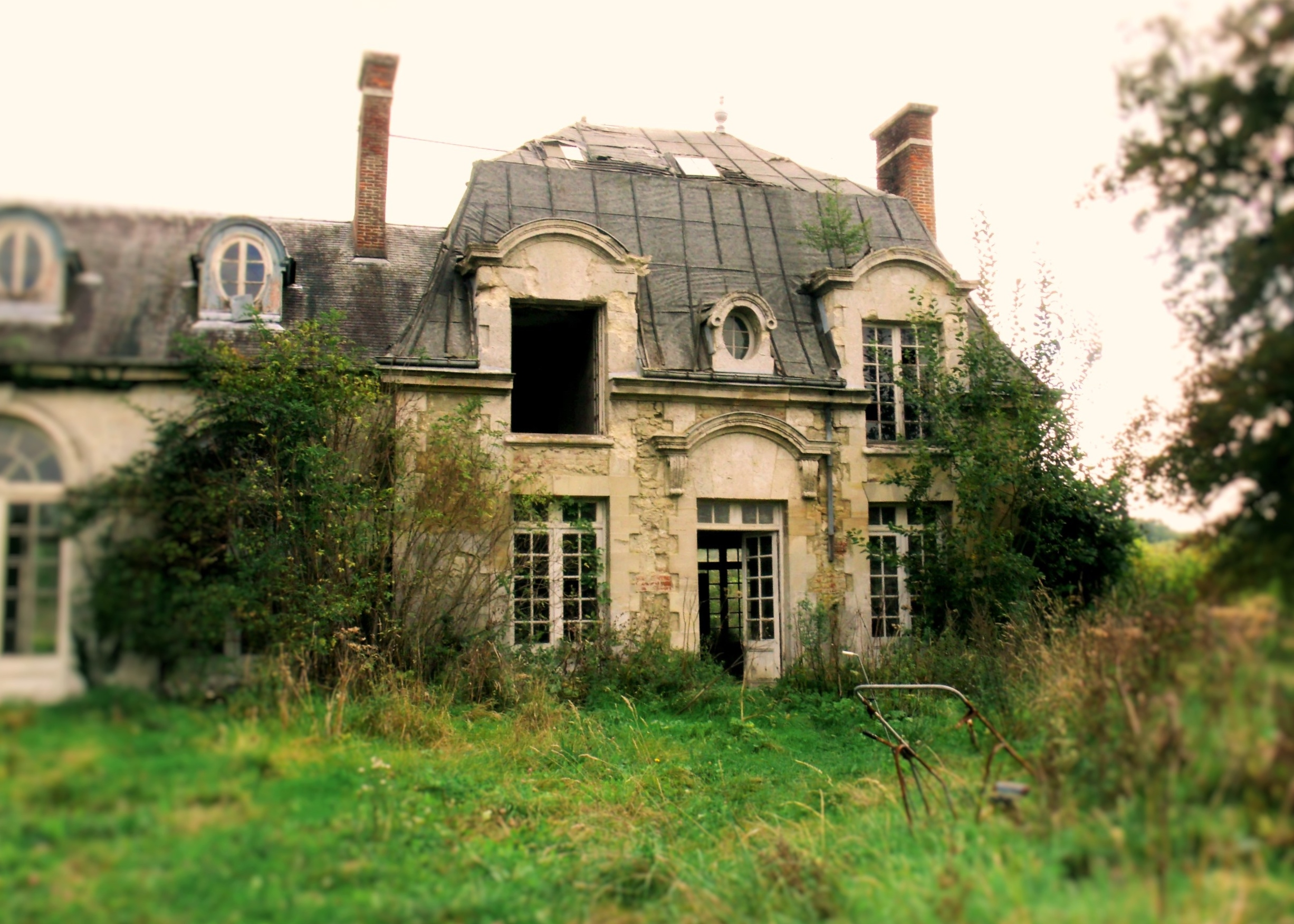 A Frenchman S Home Is His Castle In Cahaignes A Tale Of