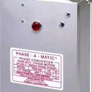 Phase-A-Matic PAM-900 Static Phase Converter, 4 - 8 HP