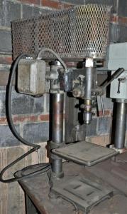 "Champion 16"" Bench Model Drill Press"