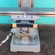 """Acra 9"""" x 50"""" Variable Speed Knee Mill, LCM-50"""
