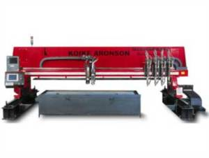 Koike Aronson Mastergraph Millennium CNC Plasma & Oxy Fuel Cutting Machine