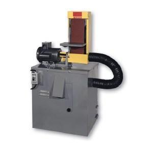 "Kalamazoo Industries 6"" x 48"" Belt Sander with Vacuum Base, S6MV"