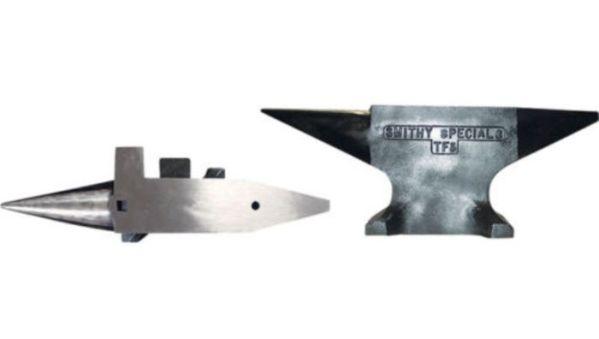 Pieh Blacksmith Tools 300 lbs. Double-Horn Blacksmith Anvil