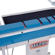 "Baileigh 48"" x 16 Gauge Electro-Magnetic Box and Pan Brake, BB-4816M"