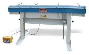 "Baileigh 72"" x 16 Gauge Electro-Magnetic Box and Pan Brake, BB-7216M"