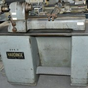 "Hardinge 36"" x 9"" VBS Second Operation Lathe"