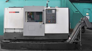 Hwacheon Cutex-240 Multi-Axis Control CNC Turning Center