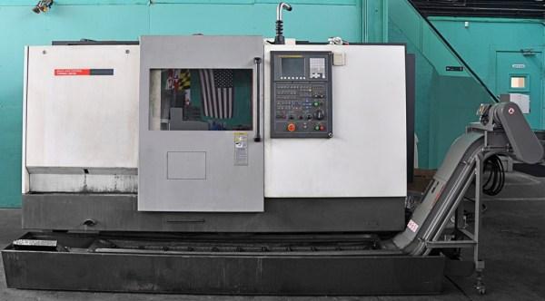 Hwacheon Cutex-240 Multi-Axis Control CNC Turning Center