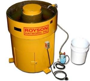 Royson 1.5 EB Vibratory Finisher