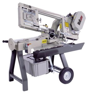 "Wellsaw 9 1/2"" x 11"" Horizontal/Vertical Band Saw, 58BW"