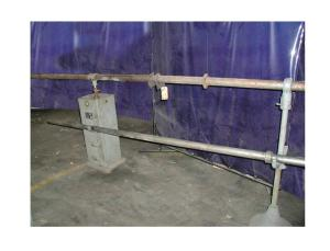 "Lipe Pneumatic Bar Feed Model 225, 2"" Bar Feeder"