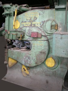 "Quickwork 60a 1"" Rotary Shear"
