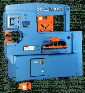 Scotchman 90 Ton 3-Station Hydraulic Ironworker, 9012-24M