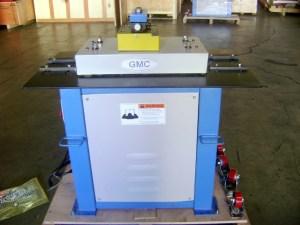 GMC 20 - 26 Gauge Pittsburgh Type Locking Forming Machine, PL-20E