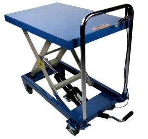Baileigh Hydraulic Scissors Lift Shop Cart, B-CART / B-CARTX2
