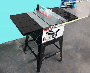 "Dayton 10"" Tilting Arbor Table Saw"
