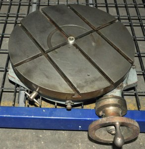 "Troyke 18"" Horizontal Rotary Table"