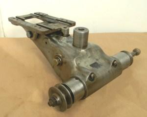 Dumore Series X Internal Grinding Spindle For Toolpost Grinder