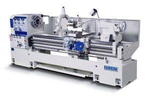 "Sharp 22"" x 160"" Precision Lathe, 22160B"