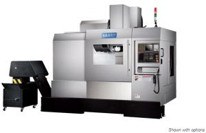 "Sharp 43"" x 23"" High Precision Compact Vertical Machining Center, SV-4323"