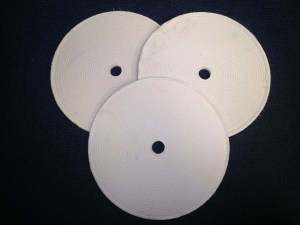 Divine Buffing Wheel 1582 New Set Of 3