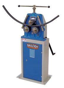 "Baileigh 1 1/4"" Angle Roll Bender, R-M10"