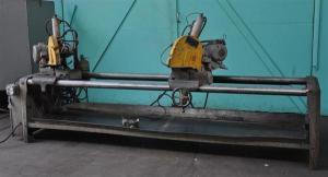 Sampson Semi-Automatic Double Miter Non-ferrous Saw