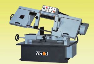 "Victor 10"" Manual Horizontal Band Saw, 1018M"