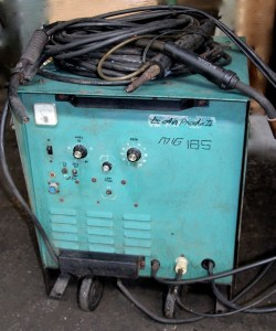 Air Products Mig-185 Welder With 3 Guns