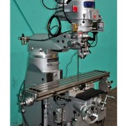 "Sharp 9"" x 50"" Vertical Milling Machine, LMV-50"