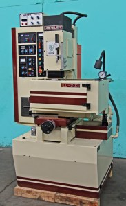 Chevalier 20 Amp Precision Tool Room Electric Discharge Machine, ED-203