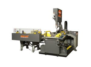 "Marvel 20"" x 25"" Vertical Tilting Band Saw with Programmable Control and Servo Shuttle, 2125A-PC3S-60"