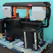 "Cosen 13"" Semi-Automatic Hydraulic Miter Cutting Band Saw, SH-500M"