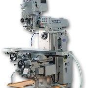 "Sharp  51"" x 11"" Vertical / Horizontal Milling Machine, VH-3"