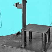 Machine Drill Fixture For Flanges And More