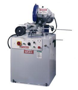 "Dake 4 3/4"" Semi-Automatic Cold Saw, Technics 350SA"