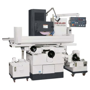 """Chevalier 12"""" x 24"""" 3-Axis Automatic Surface Grinder, FSG-3A1224"""