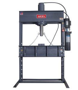 Dake 50 Ton Dura-Press Hydraulic H-Frame Press, Force 50DA