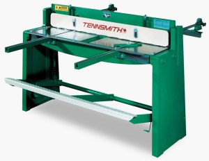 "Tennsmith 52"" Foot Squaring Shear, 52T"
