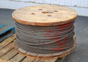 Quality 1000 ft 1 x 7 Galvanized Steel Strand/Wire Cable