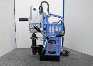 """Nitto Kohki 1 3/8"""" x 2"""" Manual Feed Magnetic Drill, UOJ-3500"""