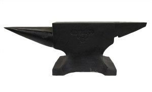 Pieh Blacksmith Tools TFS 100 lbs. Double-Horn Blacksmith Anvil