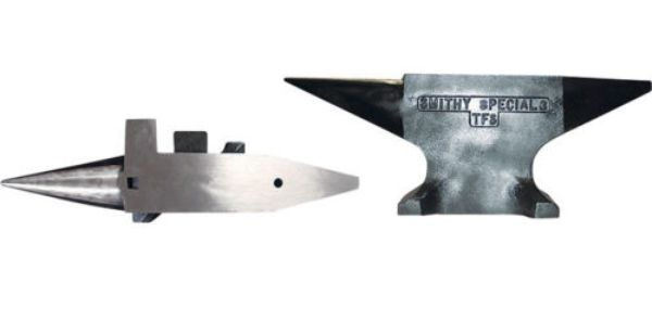 Pieh Blacksmith Tools TFS 400 lbs. Double-Horn Blacksmith Anvil