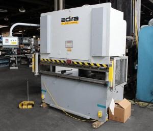 Adira 55 Ton Down Acting Hydraulic Press Brake