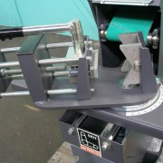 """Fein """"Grit"""" 6"""" Industrial Pipe Notcher and Belt Grinder, GI150 2H 2V with GIR Notching Module"""