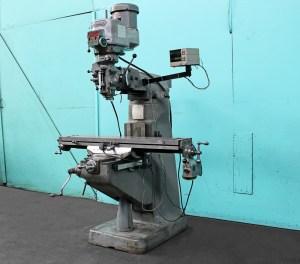Bridgeport Series-1 Vertical Milling Machine w/ X-Axis Powerfeed - Sale Pending