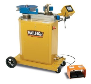 """Baileigh RDB-250 Programmable 2"""" Rotary Draw Tube & Pipe Bender"""